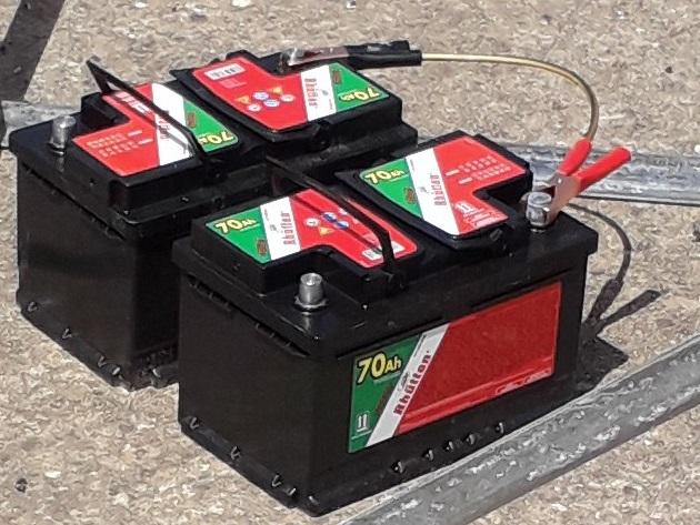 Watt della batteria