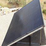 Come installare un pannello solare