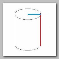 Volume del cilindro