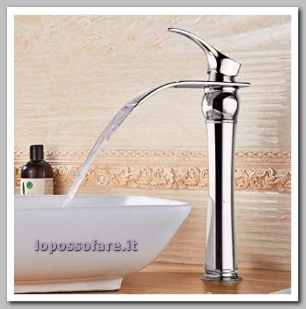 sostituire rubinetto guasto