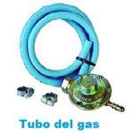 Perché mettere il tubo del gas interno a vista